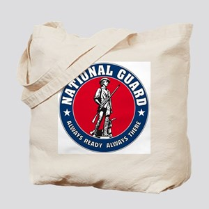 National Guard Logo (2-sided) Tote Bag