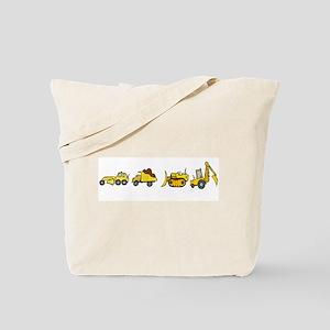 Trucks! Tote Bag