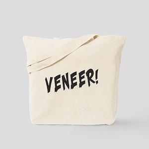 Frasier TV Show Veneer! Tote Bag