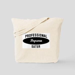 Pro Popcorn eater Tote Bag