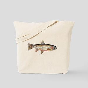 Colorado River Cutthroat Trout Tote Bag