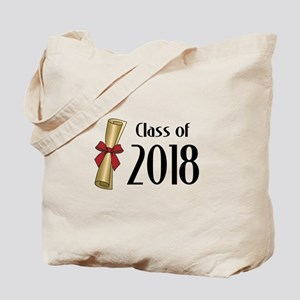 Class of 2018 Diploma Tote Bag