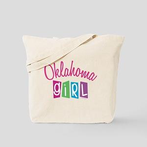 OKLAHOMA GIRL! Tote Bag