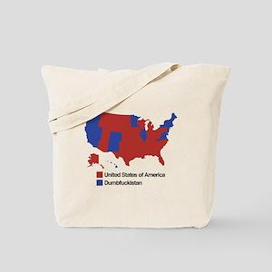 Dumbfuckistan Tote Bag