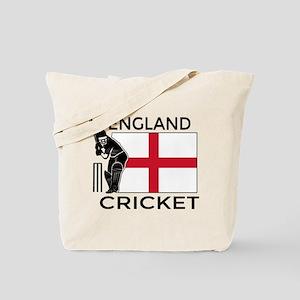 England Cricket Tote Bag
