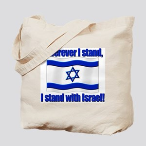 Wherever I stand! Tote Bag