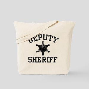 Deputy Sheriff Tote Bag