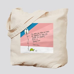 Be Present in This Moment Tote Bag