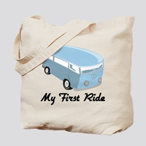 My First Ride Tote Bag