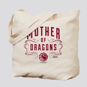 GOT: Mother of Dragons Tote Bag