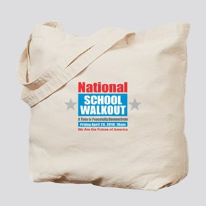 National School Walkout Tote Bag