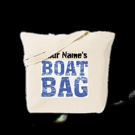 Customize This Boat Bag Tote Bag