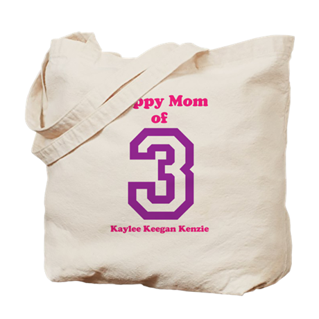 Personalized Mother Tote Bag