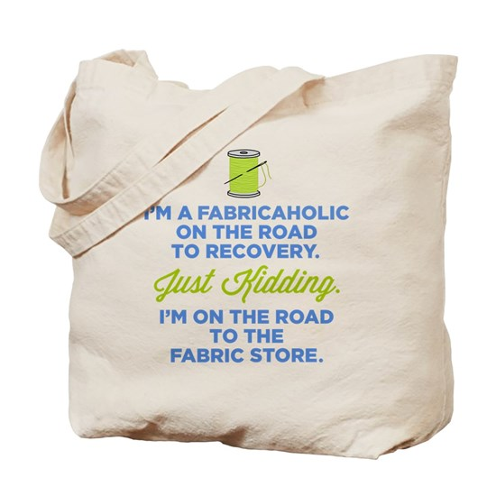 I'm A Fabricaholic On The Road To Recovery
