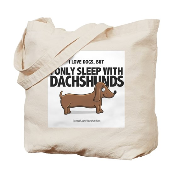 Sleep With Dachshunds