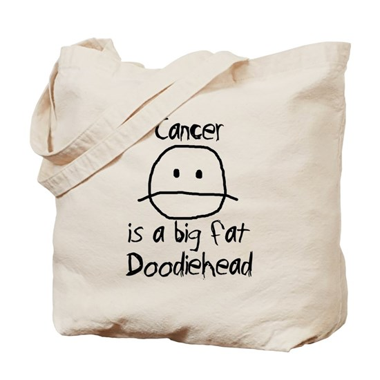 cancer is a big fat doodiehead