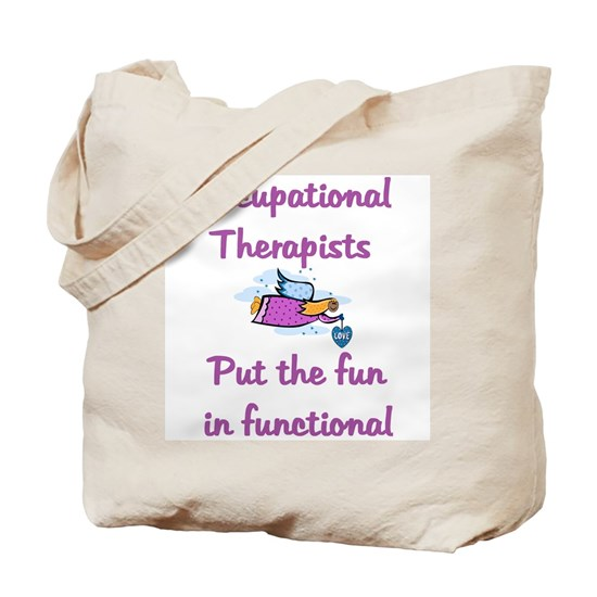 occupational therapists put fun in functional