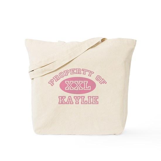 Property of Kaylie Tote Bag