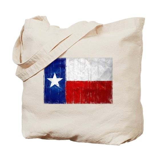 Texas Flag Distressed