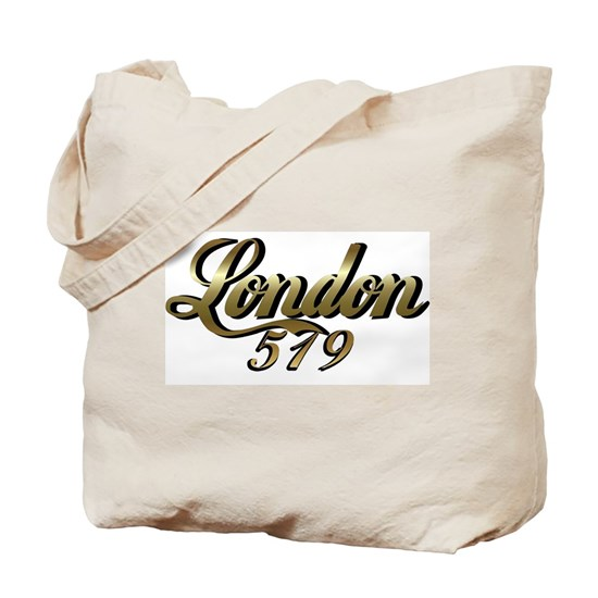 London, Ontario, Canada 519 area code Tote Bag by 2006 ...