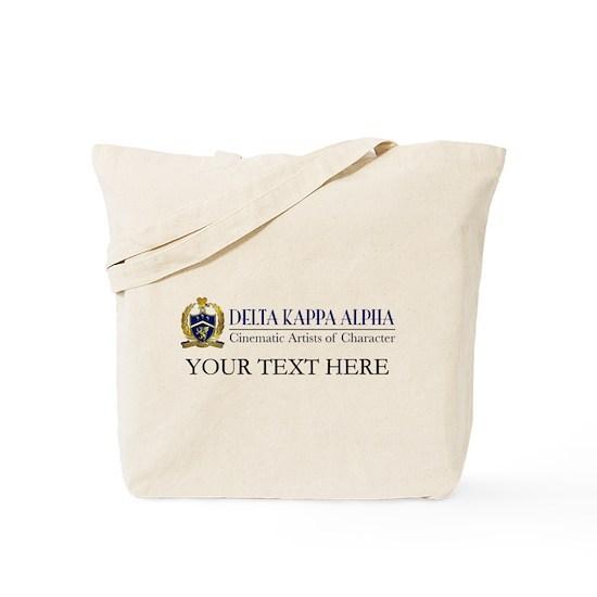 Delta Kappa Alpha Logo Personalized