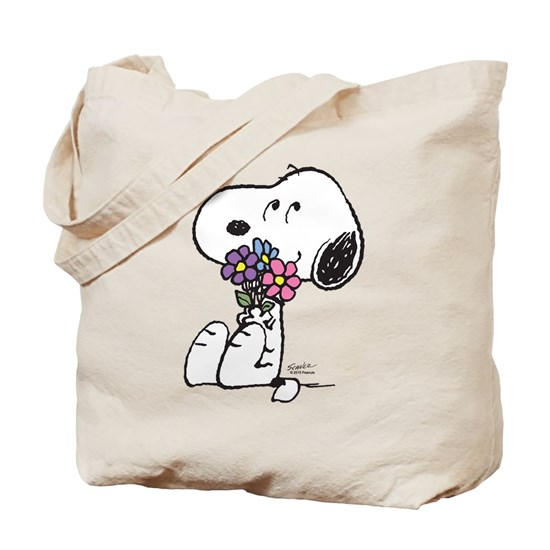 Snoopy - Flowers