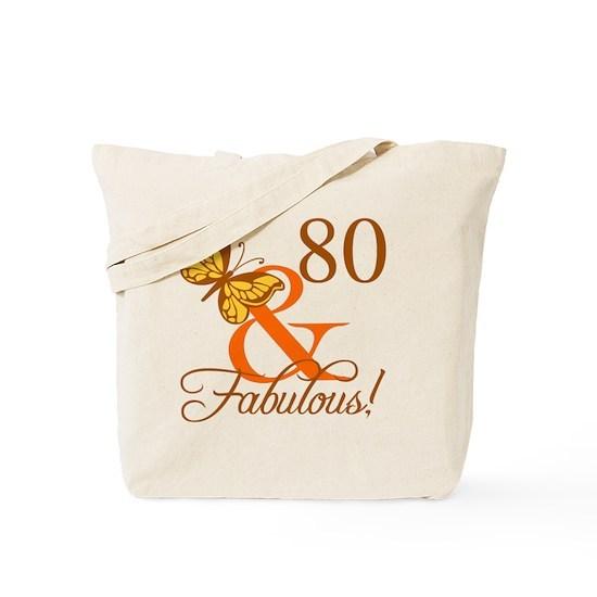 80th Birthday Butterfly