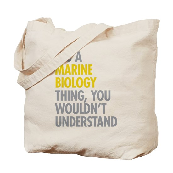 Its A Marine Biology Thing