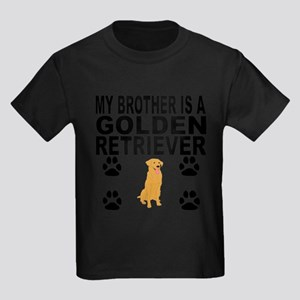 My Brother Is A Golden Retriever T-Shirt