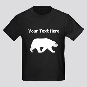 Bear Walking Silhouette T-Shirt