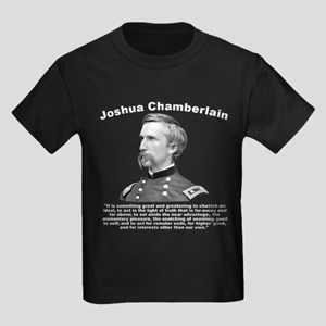 Chamberlain: Greatness Kids Dark T-Shirt
