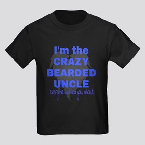 Crazy bearded uncle T-Shirt
