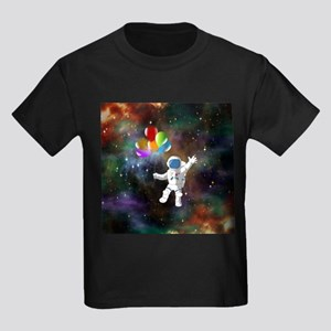 Astronaut with Balloons T-Shirt