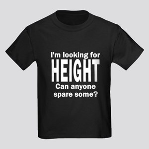 Looking for Height Kids Dark T-Shirt