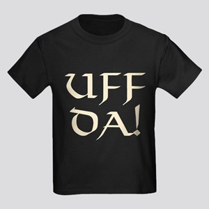 Uff Da! Kids Dark T-Shirt