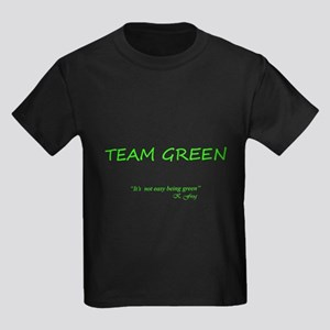 Team Green Kids Dark T-Shirt