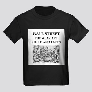 wall street Kids Dark T-Shirt