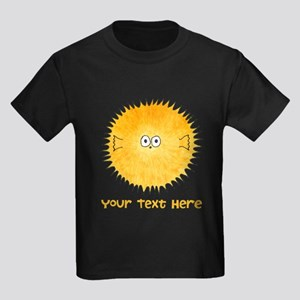 Pufferfish. Add Your Text. T-Shirt