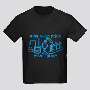 Personalized Mad Scientist T-Shirt