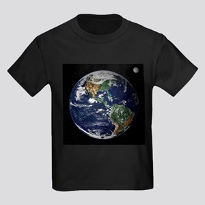 art Earth from space NASA T-Shirt