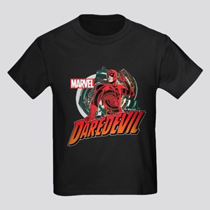 Daredevil 2 Kids Dark T-Shirt