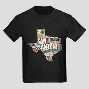 San Antonio Riverwalk, Texas T-Shirt