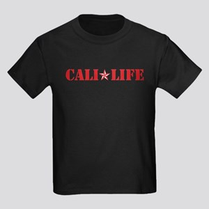 cali life 1b red T-Shirt