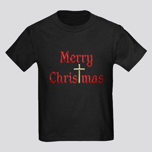 ChrisTmas Kids Dark T-Shirt