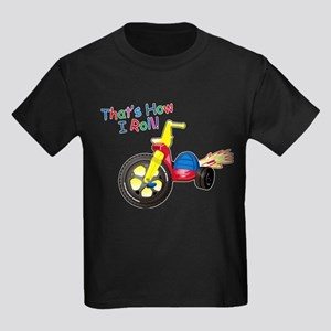 Big Wheel Kid's T-Shirt