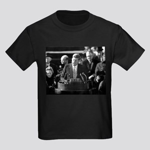 John F. Kennedy Kids Dark T-Shirt
