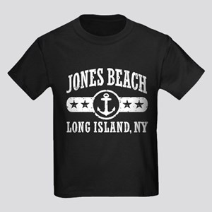 Jones Beach Long Island NY Kids Dark T-Shirt