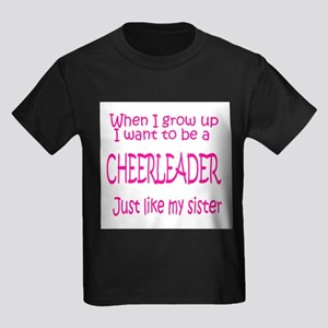 CheerBaby...just like Sister Kids T-Shirt