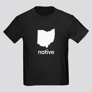 OHnative Kids Dark T-Shirt