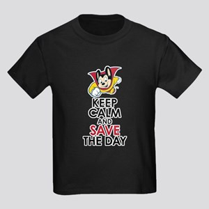 Keep Calm Mighty Mouse T-Shirt